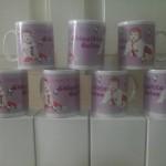 Mug Standart coating souvenir ultah