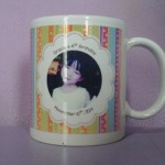 Mug Souvenir Gracia 4 st Birthday