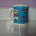 Mug souvenir HUT.