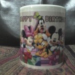 Mug sovenir Bday