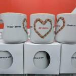 Mug love design love