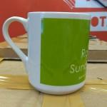 Mug souvenir Sunday school